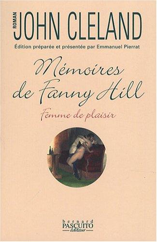 9782350850375: Mémoires de Fanny Hill, femme de plaisir