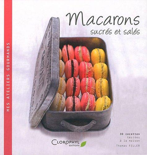 9782350862330: mes macarons sucrés et salés