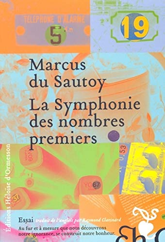 9782350870113: La Symphonie des nombres premiers