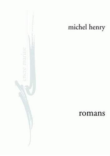 9782350880129: Romans (Encre Marine) (French Edition)