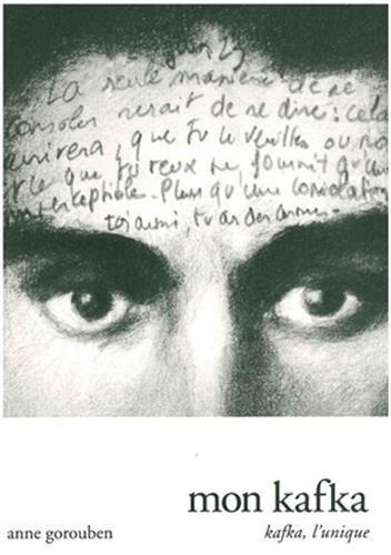9782350880952: Mon Kafka: Kafka, l'unique
