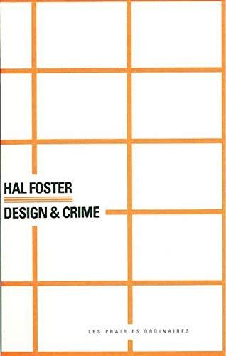 9782350960418: Design & crime