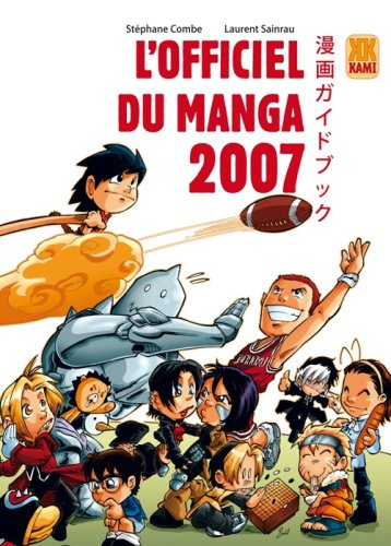 9782351000700: L'officiel du manga