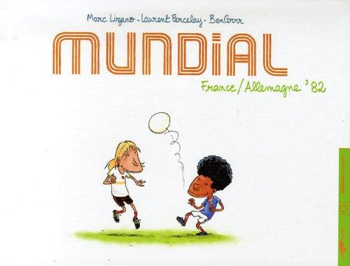 9782351001134: Mundial : France/Allemagne '82
