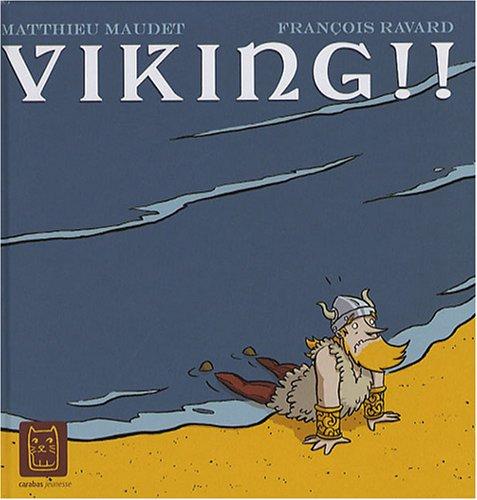 9782351003121: Viking !! (Les petits chats carrés)