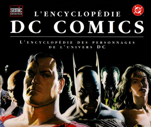 9782351003657: Encyclopédie Dc Comics (French Edition)