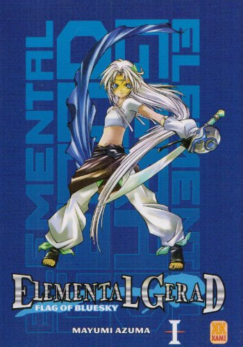 9782351004739: Elemental Gerad Flag of Bluesky, Tome 1 :