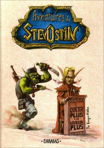 Aventures de Stevostin, Tome 2 : Grégory Maklès
