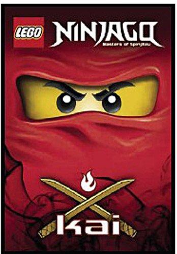 9782351006320: Lego Ninjago Kai