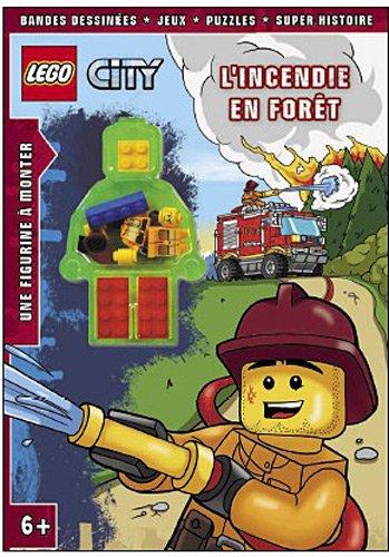 9782351006702: LEGO CITY FORET N°2