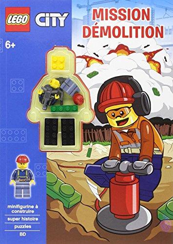 LEGO CITY : MISSION DÉMOLITION: COLLECTIF