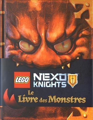 9782351008607: LEGO NEXO KNIGHTS LE LIVRE DES MONSTRES (TOURNON LEGO)