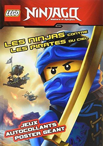 Lego Ninjago Masters of Spinjitzu - Les