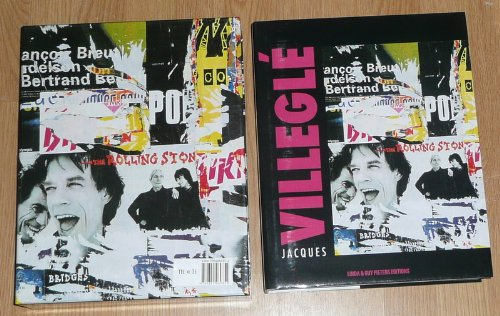 9782351080351: Jacques Villeglé