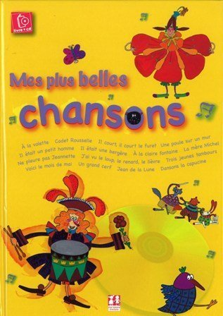 9782351110010: Mes plus belles chansons : Volume jaune (1CD audio)