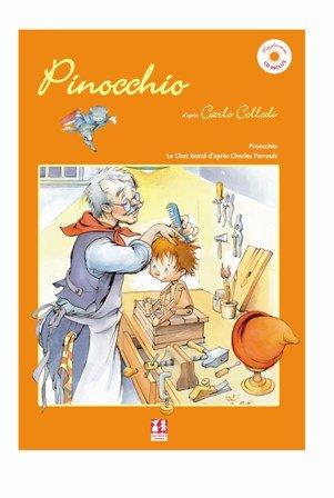 9782351110140: Pinocchio: Le Chat Botte D'apres Charles Perrault