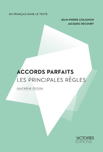 9782351130735: Accords parfaits (French Edition)
