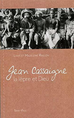 9782351170717: Jean Cassaigne - la Lepre et Dieu