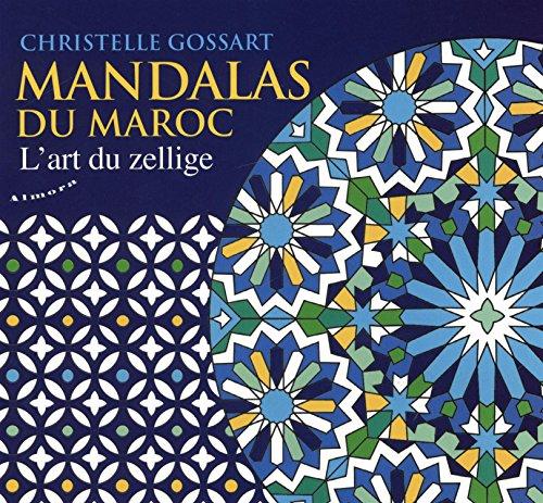 9782351182499: Mandalas du Maroc : L'art du zellige