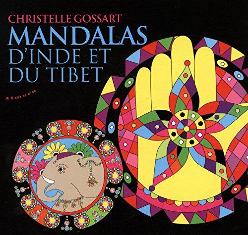 9782351182611: Mandalas d'Inde et du Tibet