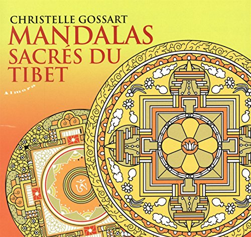 9782351182741: Mandalas sacrés du Tibet