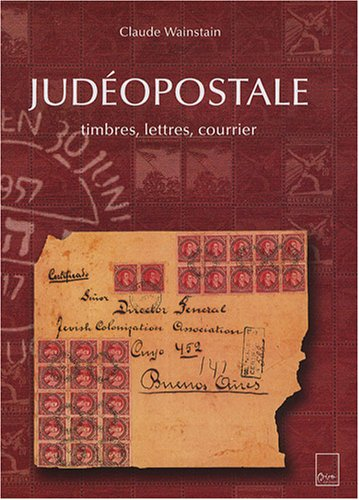 9782351190326: Jud�opostale : Timbres, lettres, courrier