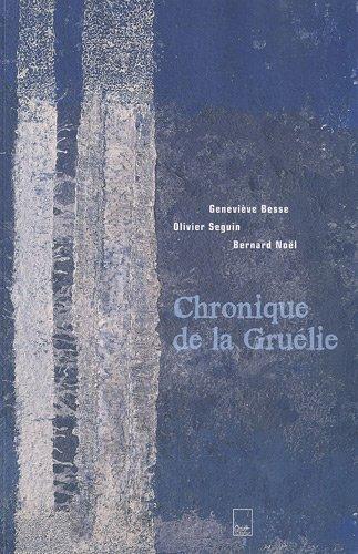 9782351190814: Chroniques de la Gruélie