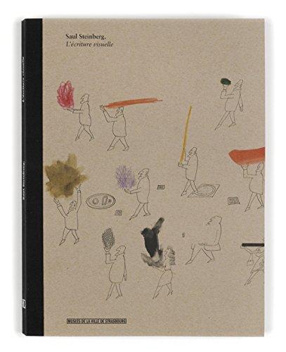 9782351250747: Saul Steinberg : L'écriture visuelle