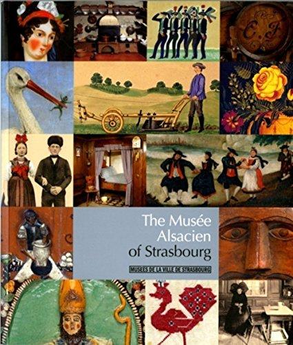 Guide du musée alsacien (French Edition): Musées de Strasbourg