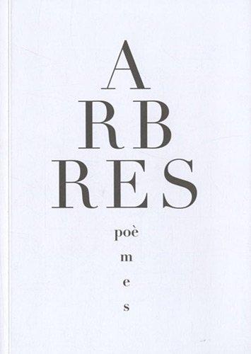 9782351370308: Arbres Poèmes