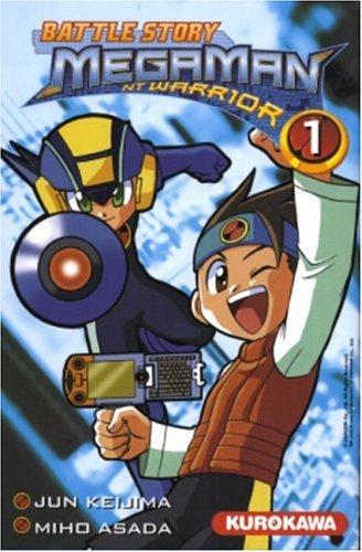 9782351420249: Battle Story Megaman, Tome 1 :