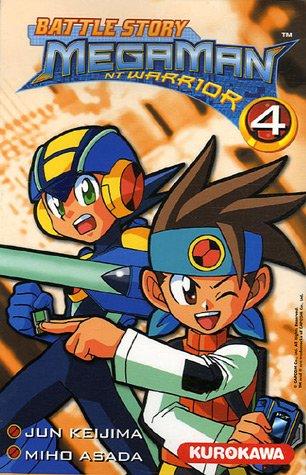 9782351420355: Battle Story Megaman, Tome 4 :