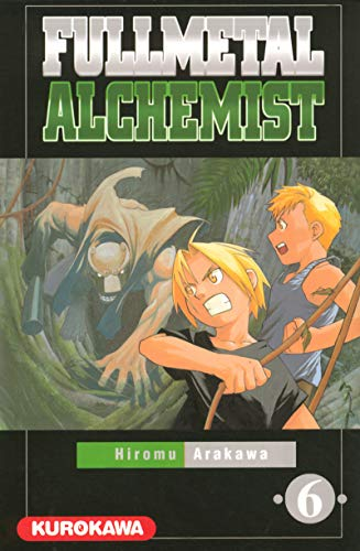 9782351420461: Fullmetal Alchemist, Tome 6 (French Edition)