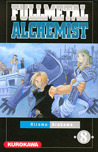 9782351420485: Fullmetal Alchemist, Tome 8 (French Edition)