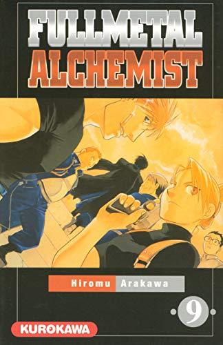 9782351420492: Fullmetal Alchemist, Tome 9 (French Edition)