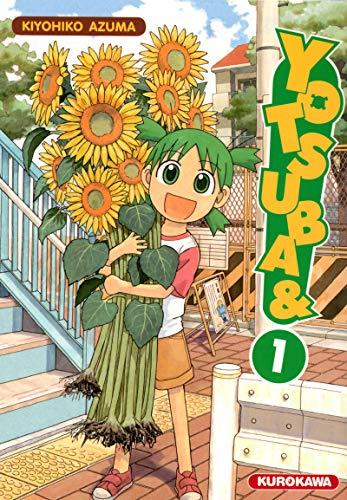 9782351420713: Yotsuba & ! - tome 01 (01)