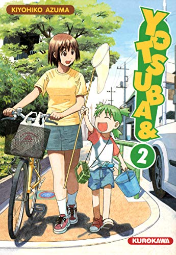 9782351420720: Yotsuba - tome 2