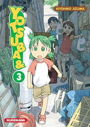 9782351420737: Yotsuba, Tome 3 (French Edition)