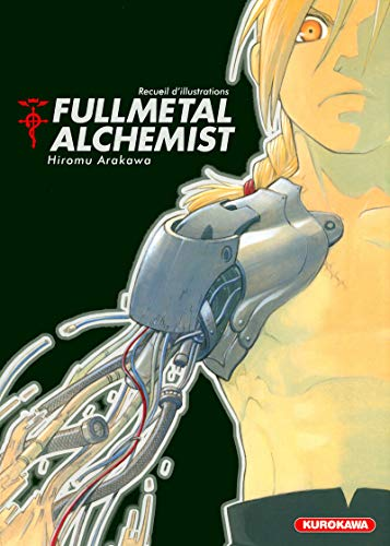 9782351420928: Fullmetal Alchemist : Recueil d'illustrations (French Edition)