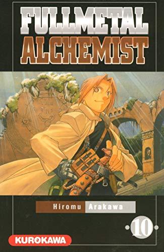 9782351421475: FullMetal Alchemist Vol.10