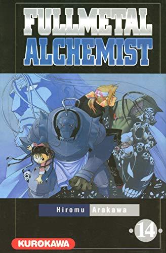 9782351421581: fullmetal alchemist t.14