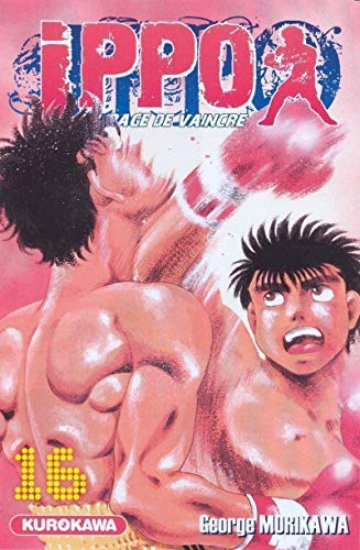 9782351422328: Ippo, Tome 16 (French Edition)