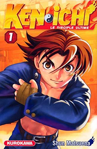 9782351422540: Ken-ichi - saison 1, Le Disciple ultime - tome 01 (1)