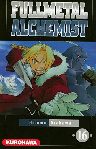 Fullmetal Alchemist - Tome 16: Arakawa, Hiromu