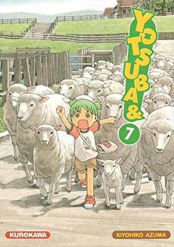 Yotsuba & ! - N° 7: Azuma, Kiyohiko