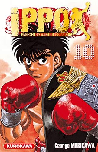 IPPO - Tome 10 - Saison 2: Morikawa, George