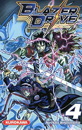 Blazer Drive - Tome 4: Kishimoto, Seishi