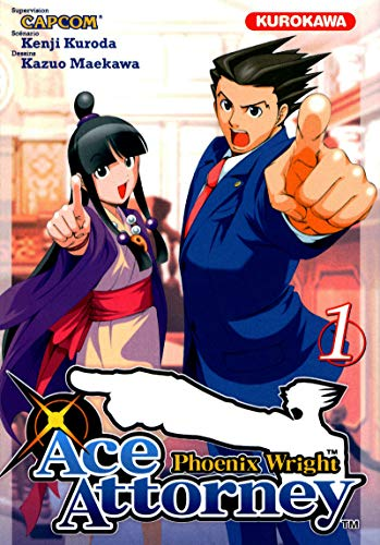 9782351425381: Phoenix wright : ace attorney, Tome 1 :