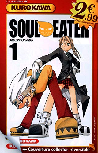 9782351425626: Soul eater - Tome 1