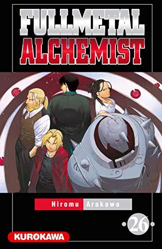 9782351426319: FullMetal Alchemist Vol.26